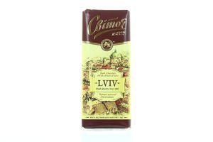 Шоколад Світоч LVIV чорний особливий 95г х23