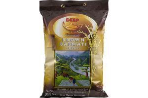 Deep Premium Qaulity Brown Basmati Rice
