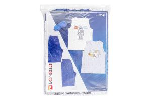 Пижама для мальчика Donella 10-11лет Z-01