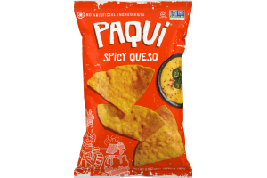 Paqui Tortilla Chips Spicy Queso