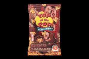 Попкорн для мікрохвильової печі Choco&Caramel Top of the Pop м/у 100г