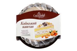 Торт Степанків Киевськие каштаны