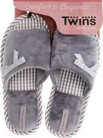 Капці відкриті домашні жіночі Twins №5915 36-40
