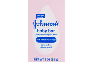 Johnson's Baby Bar