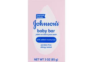 Johnson's Baby Bar