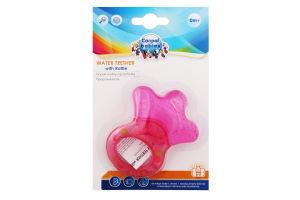 Брязкальце-зубогризка для дітей від 0міс №56/136 Лапка Canpol babies 1шт
