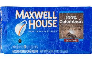 Maxwell House 100% Colombian Medium