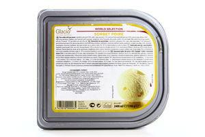 Морозиво Glacio Грушевий сорбет ст 2,4л х4