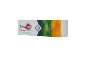 Enjoy крем-дезодорант для тіла Sport 30мл туба