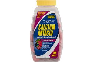 CareOne Calcium Antacid Tablets - 200 CT