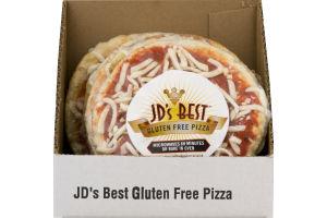 JD's Best Gluten Free Pizza