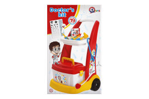 Игрушка для детей от 3лет №6504 Маленький доктор Технок 1шт
