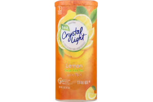 Crystal Light Decaf Tea Mix Lemon - 6 CT