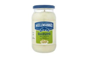 Майонез 65% Babuni Hellmann's с/б 420мл