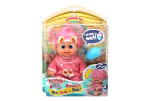 Іграшка лялька арт. 802004 Bounie, п'є та писає. у блістері 19*8,5*26 см