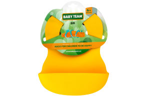 Нагрудник Baby Team 6+