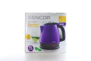 Чайник ел.Sensor SWK 1054VT фіолетовий