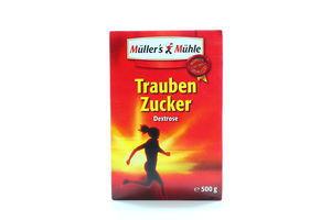 Сахар виноградный Muller's Muhle к/у 500г