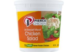 Pierce Chicken Chicken Salad All Breast Meat
