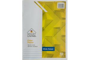 Smart Living Filler Paper - 150 CT