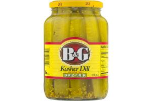 B&G Kosher Dill Spears