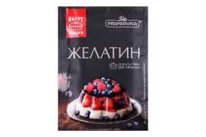 Желатин харчовий Pripravka м/у 15г