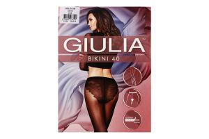 Колготки жіночі Giulia Bikini 40den 2-S daino