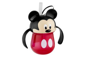 The First Years Mickey Mouse Cup With Straw 9m+