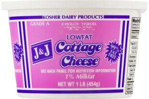 J&J Cottage Cheese Lowfat