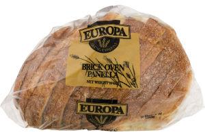 Europa Brick Oven Panella