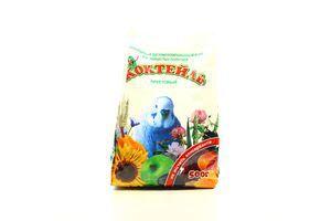 Корм Коктейль для папуг фруктовий 500г x10