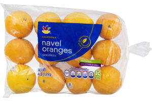 Ahold California Navel Oranges Seedless