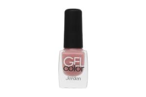 Лак для ногтей Gel color №3 Jerden 5мл