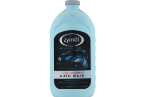 Zymol Natural Concentrate Auto Wash