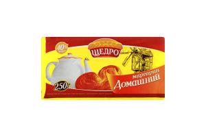 Маргарин 40% столовый Домашний Щедро м/у 250г