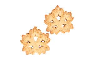 """Печиво цукрове """"Мереживо"""" 2,5"""
