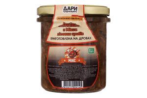 Помазка грибная с микса лесных грибов Дари Гуцульщини с/б 275г