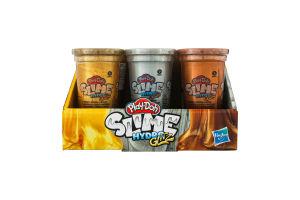 Слайм для дітей від 3років №6 Hydro-glitz Play-Doh Hasbro 227г