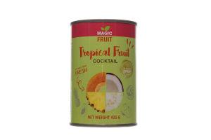 Тропические фрукты Magic Fruits в легком сиропе