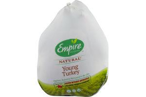 Empire Kosher Natural Young Turkey Tom