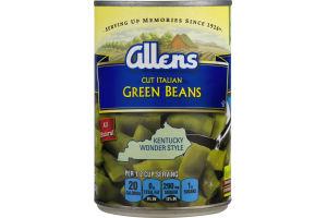 The Allens Cut Italian Green Beans Kentucky Wonder Style