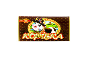 Печиво Корівка шоколадне ХБФ 180г