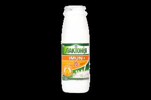 Напій кисломолочний Лактонія Imun 1.6% 100г х6