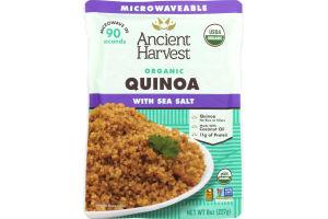 Ancient Harvest Organic Quinoa with Sea Salt