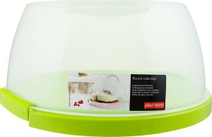 Коробка для торта Plast Team с крышкой D*-1