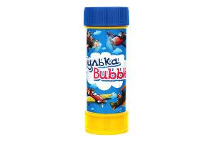 Мыльные пузыри для детей от 3лет №BB-07 Булька Bubble 60мл