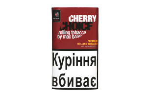 Табак сигаретный Cherry Choice Mc Baren 40г