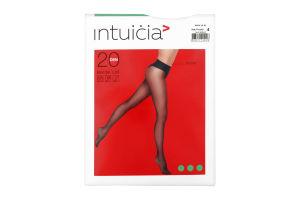 Колготки жіночі Intuicia Bikini LW 20den 4 daino