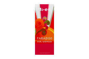Парфюмированная вода женская Paradiso Bi-es 50мл