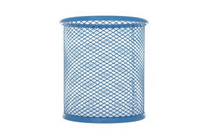 Подставка для ручек синяя №ZB.3100-02 Zibi 1шт